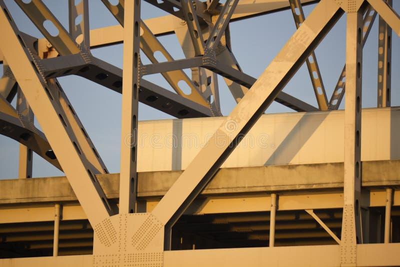 γέφυρα Ινδιάνα Κεντάκυ στοκ φωτογραφίες με δικαίωμα ελεύθερης χρήσης