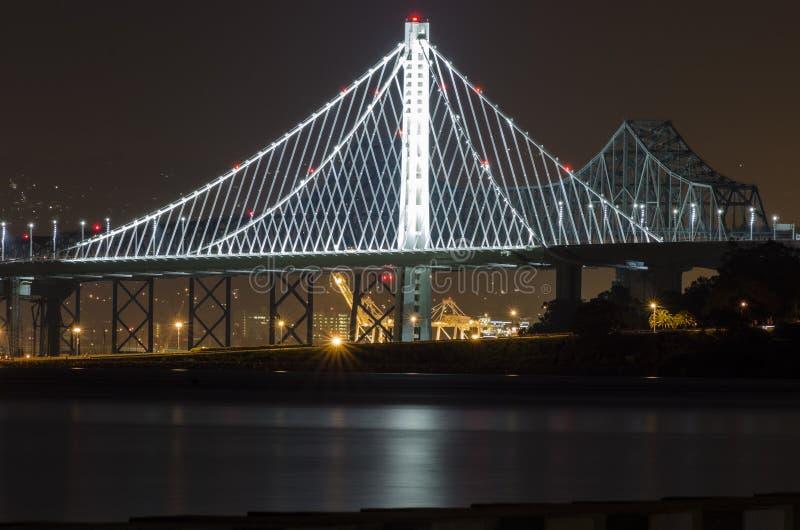 γέφυρα Καλιφόρνια Francisco SAN κόλπ&om στοκ εικόνα