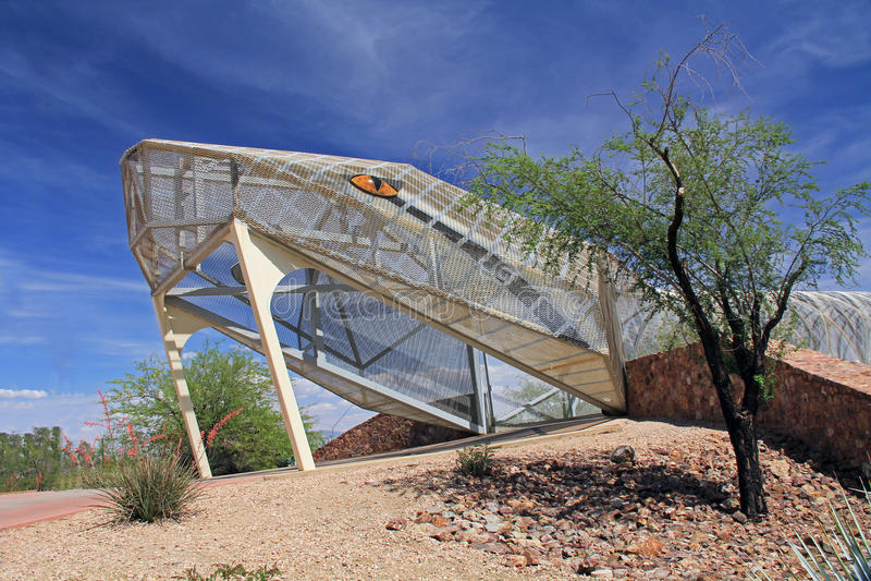Γέφυρα κροταλιών στο Tucson Αριζόνα στοκ φωτογραφίες