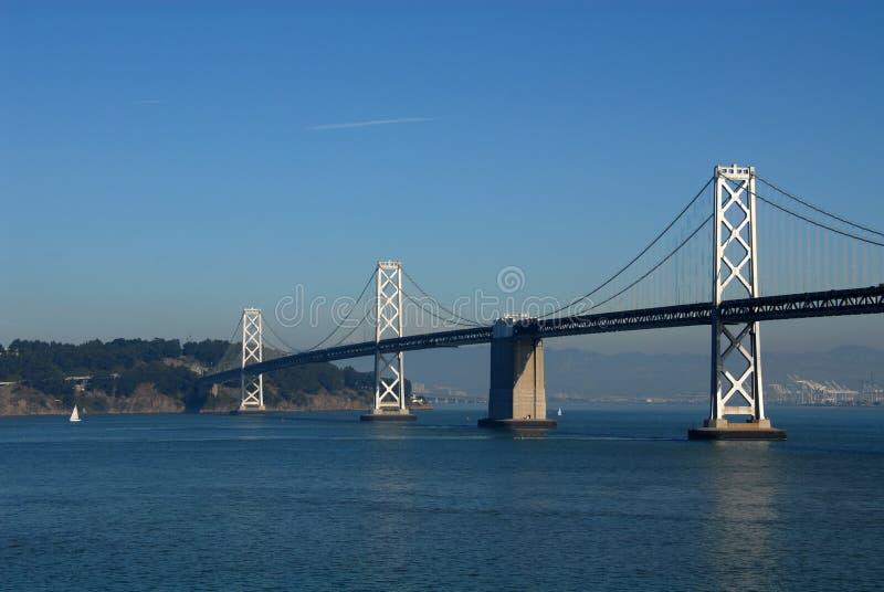 Download γέφυρα κόλπων στοκ εικόνες. εικόνα από καλώδια, ύδωρ, δρόμος - 1548294