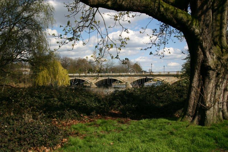 γέφυρα Λονδίνο στοκ εικόνα με δικαίωμα ελεύθερης χρήσης