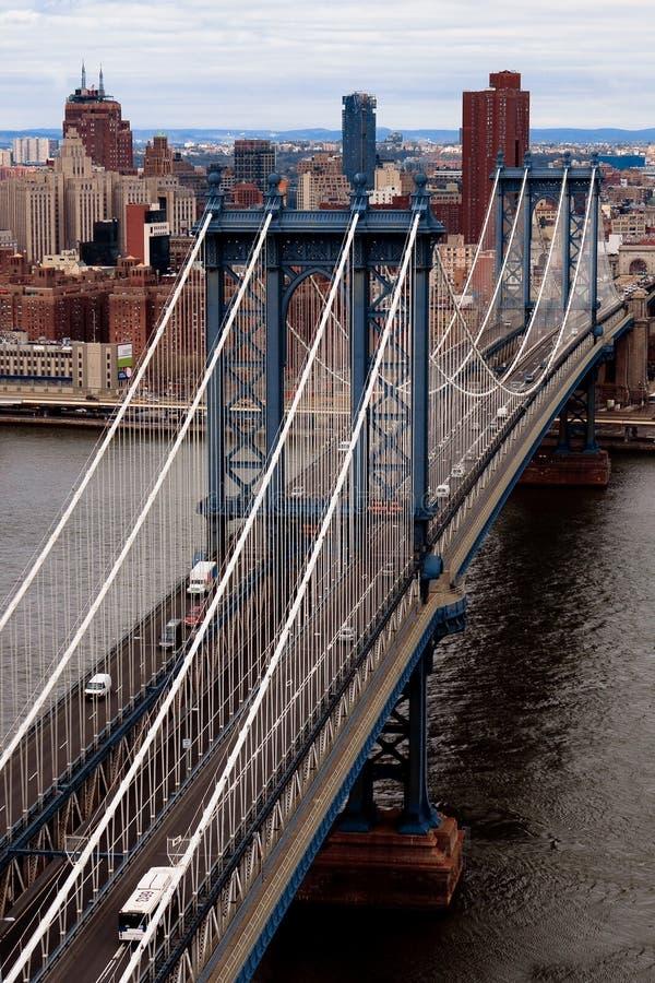 Download γέφυρα Μανχάτταν στοκ εικόνες. εικόνα από αρχείο, υόρκη - 13186572