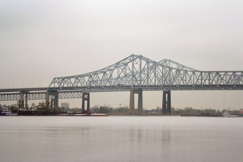 γέφυρα Νέα Ορλεάνη στοκ φωτογραφία με δικαίωμα ελεύθερης χρήσης