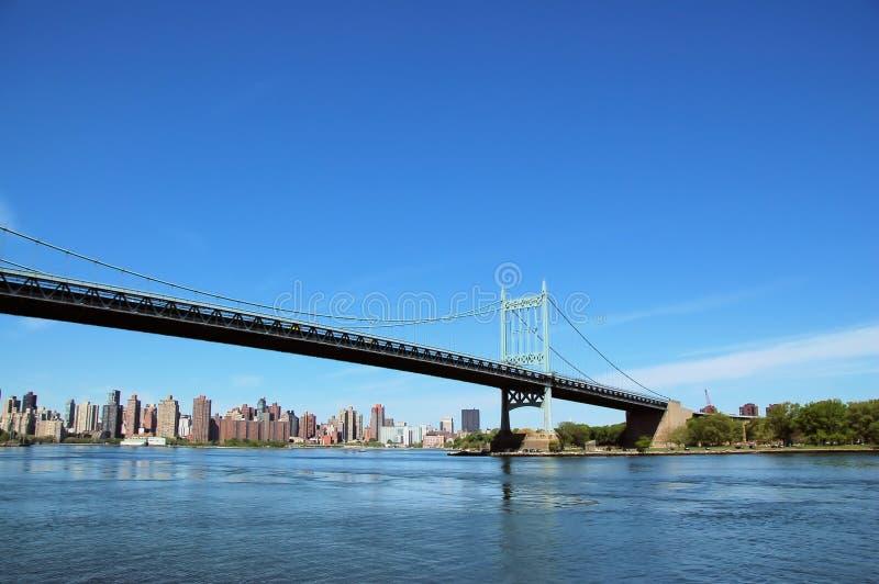 γέφυρα Νέα Υόρκη στοκ εικόνες