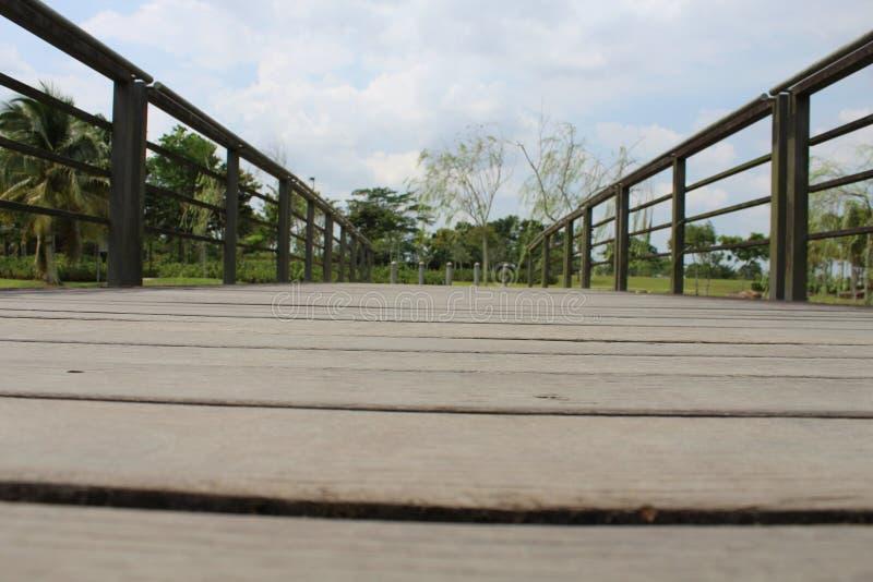 γέφυρα ξύλινη στοκ φωτογραφίες με δικαίωμα ελεύθερης χρήσης