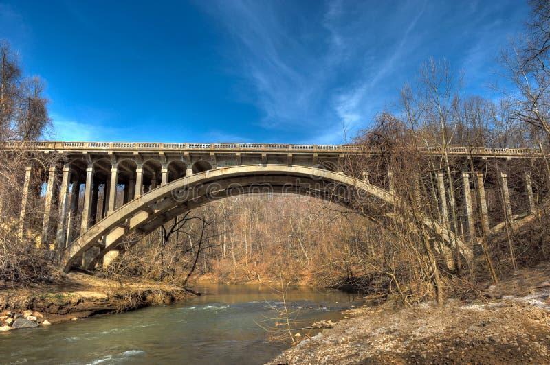 γέφυρα ο αψίδων β στοκ φωτογραφία με δικαίωμα ελεύθερης χρήσης