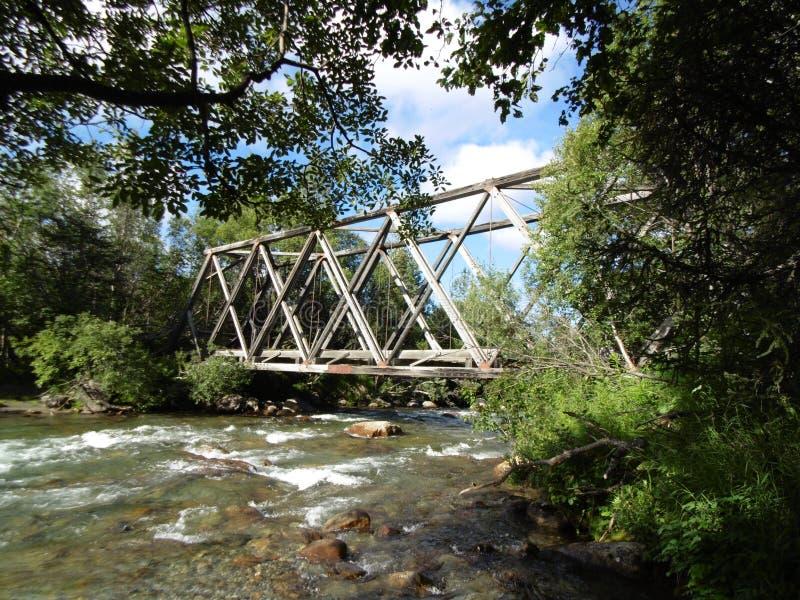 Γέφυρα περασμάτων Hatcher στοκ φωτογραφίες