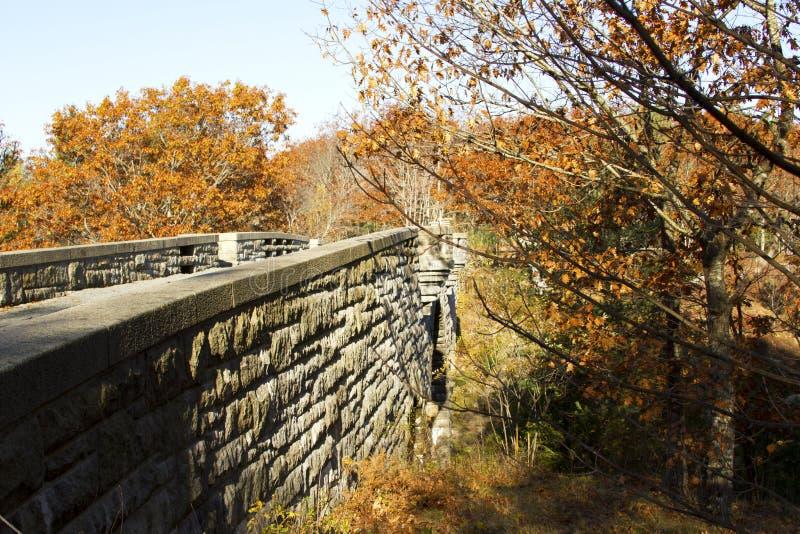 Γέφυρα πετρών σε Acadia στοκ φωτογραφία με δικαίωμα ελεύθερης χρήσης
