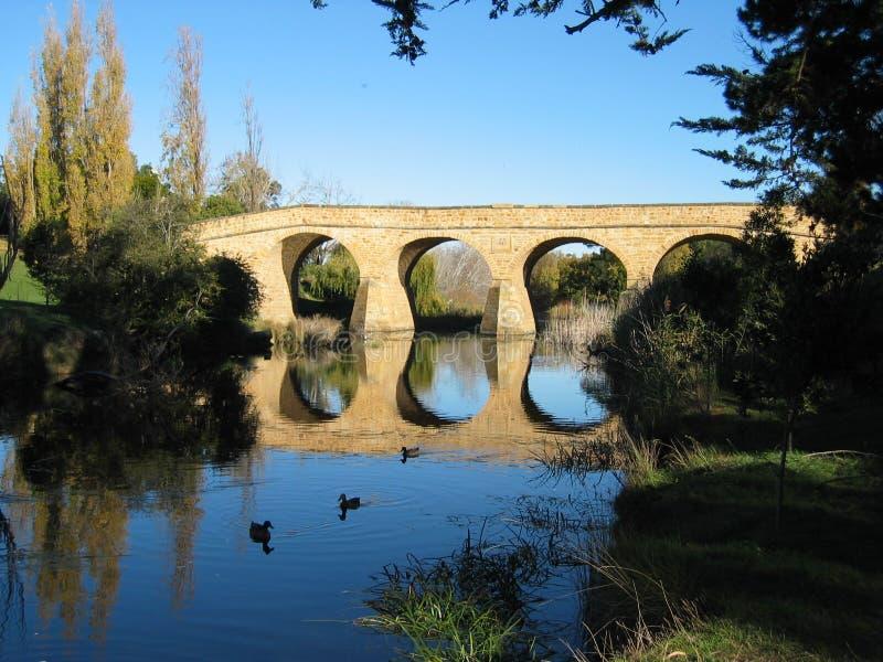 γέφυρα Ρίτσμοντ στοκ εικόνα με δικαίωμα ελεύθερης χρήσης