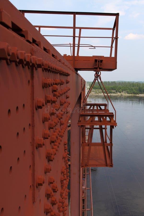 Γέφυρα 2 σιδηροδρόμου στοκ φωτογραφίες με δικαίωμα ελεύθερης χρήσης