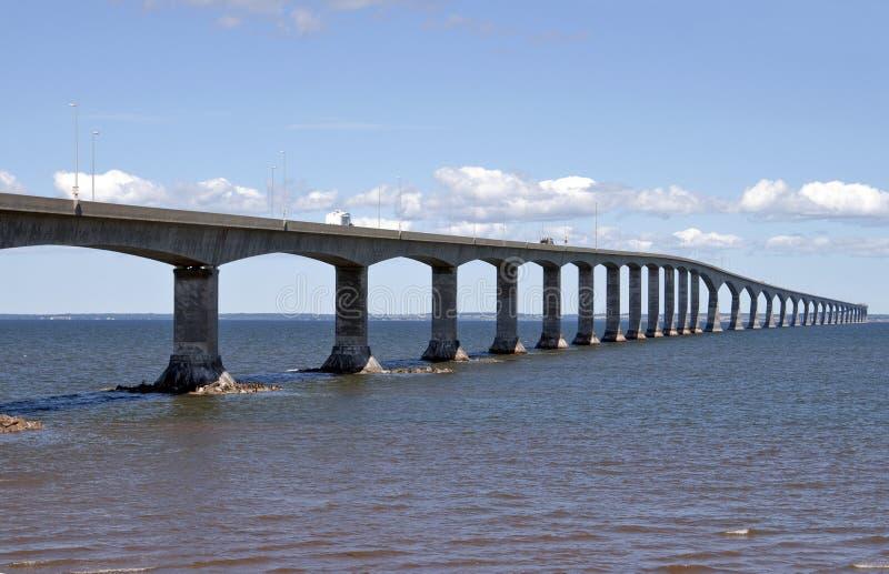 Γέφυρα συνομοσπονδίας στοκ εικόνες