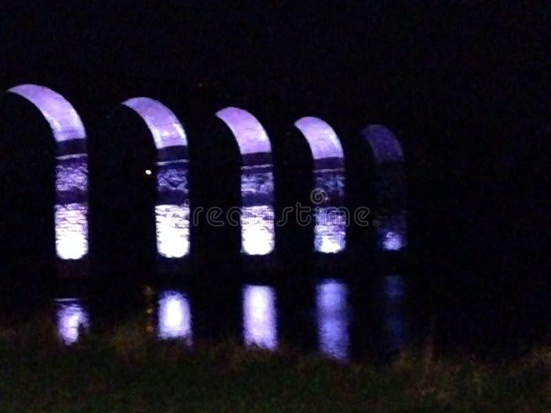 γέφυρα συνόρων βασιλική στοκ φωτογραφίες