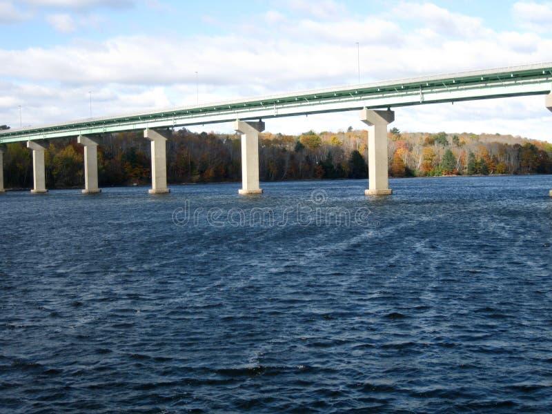 γέφυρα σωμάτων μεγάλη πέρα &alpha στοκ φωτογραφία με δικαίωμα ελεύθερης χρήσης