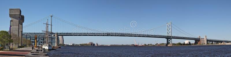 Γέφυρα της Φιλαδέλφειας στοκ φωτογραφία