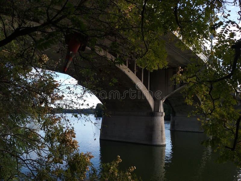 Γέφυρα του Ώστιν στοκ εικόνα