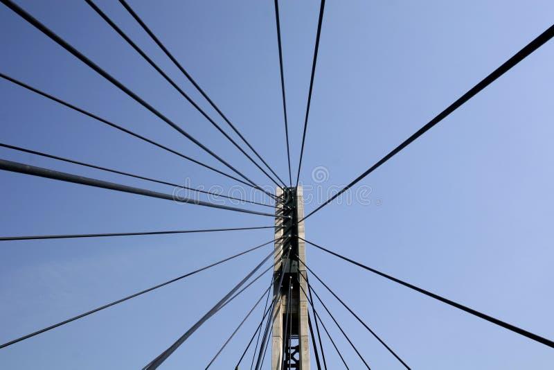 Download γέφυρα φουτουριστική στοκ εικόνα. εικόνα από φωτεινότητα - 116875