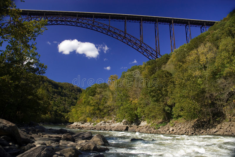 γέφυρα 2 nrg στοκ φωτογραφίες με δικαίωμα ελεύθερης χρήσης