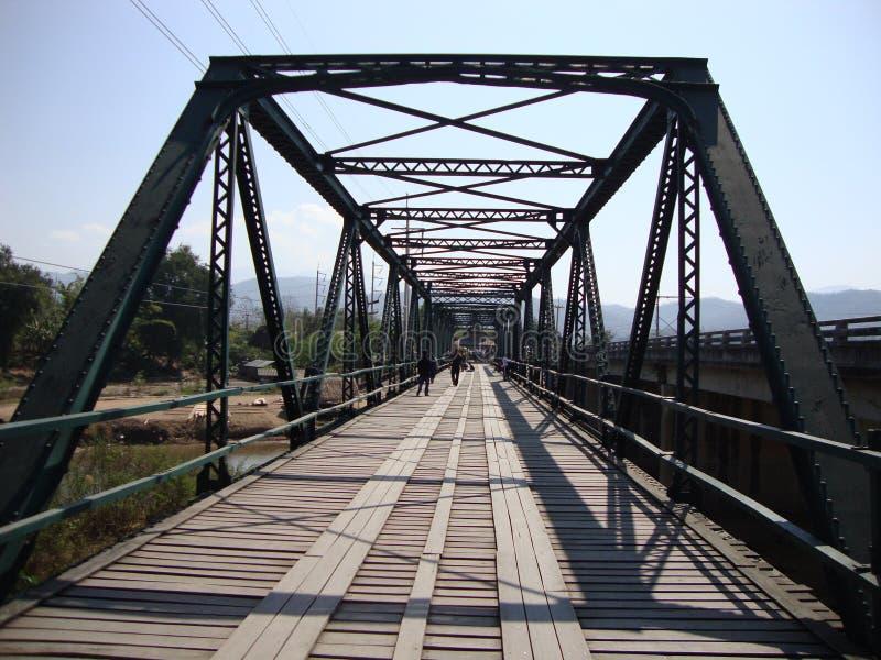 Γέφυρα. στοκ φωτογραφία