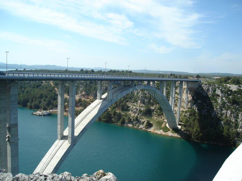 Γέφυρα στοκ εικόνα