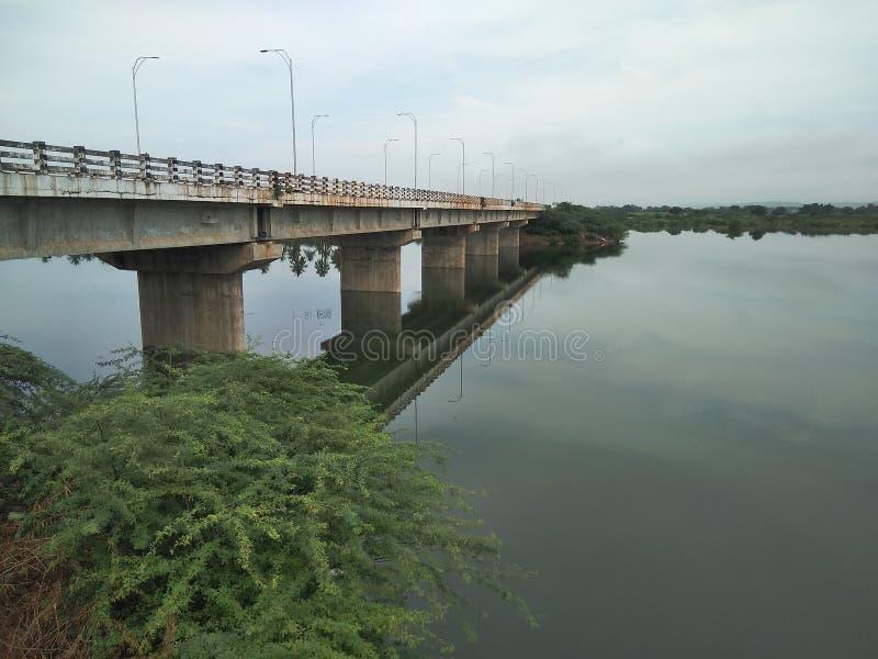 Γέφυρα Bagalkot στοκ φωτογραφία με δικαίωμα ελεύθερης χρήσης
