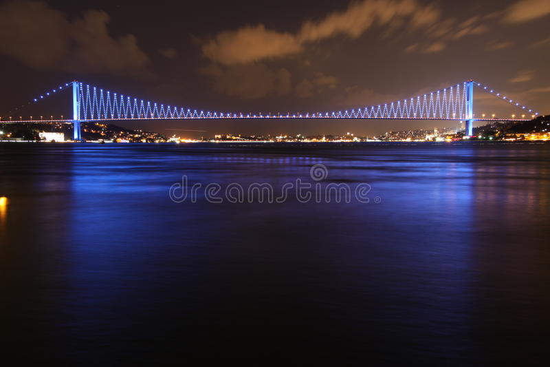 γέφυρα bosphorus στοκ φωτογραφία με δικαίωμα ελεύθερης χρήσης