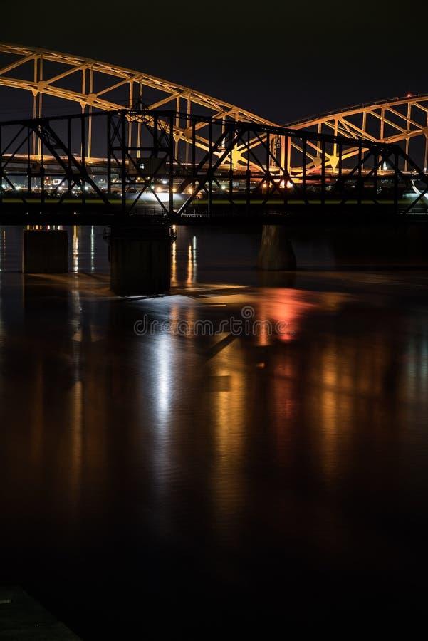 Γέφυρα Broadway στοκ φωτογραφία με δικαίωμα ελεύθερης χρήσης