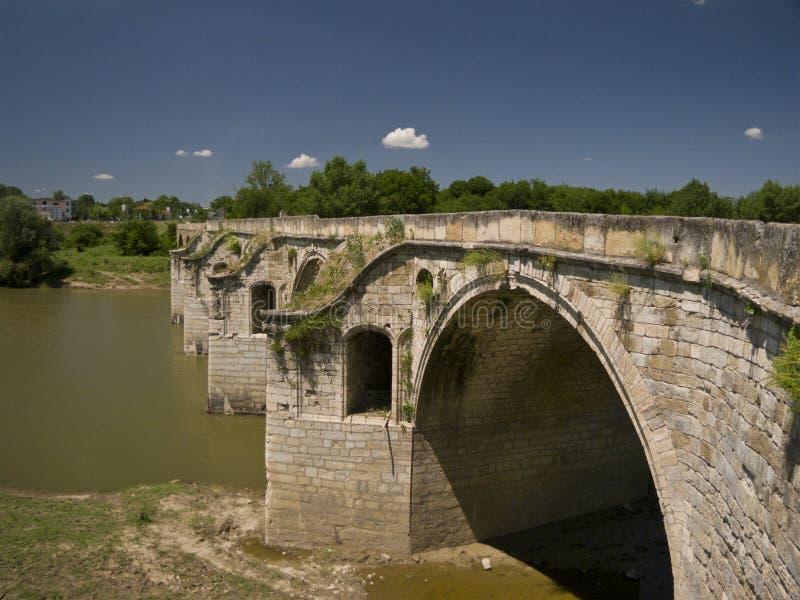 Γέφυρα Byala στοκ εικόνες