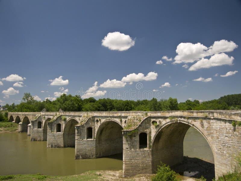 Γέφυρα Byala στοκ φωτογραφίες με δικαίωμα ελεύθερης χρήσης