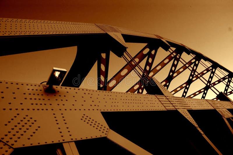 γέφυρα duquesne FT στοκ εικόνες