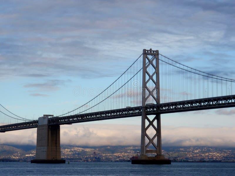 γέφυρα Francisco SAN κόλπων στοκ φωτογραφία με δικαίωμα ελεύθερης χρήσης
