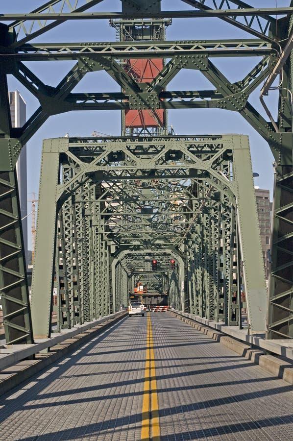 γέφυρα hawthorne ιστορικό ST στοκ εικόνες