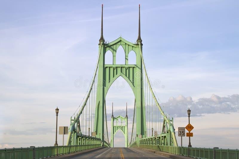 γέφυρα John s ST στοκ φωτογραφίες με δικαίωμα ελεύθερης χρήσης