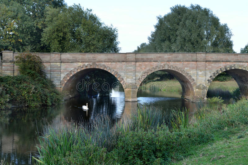 Γέφυρα Kegworth στοκ φωτογραφία με δικαίωμα ελεύθερης χρήσης
