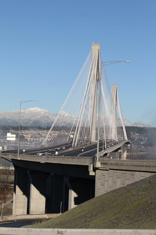 Γέφυρα Mann λιμένων στοκ φωτογραφία