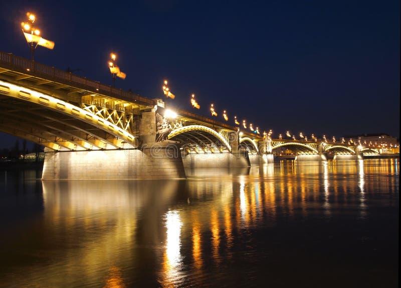 γέφυρα Margaret στοκ φωτογραφίες με δικαίωμα ελεύθερης χρήσης