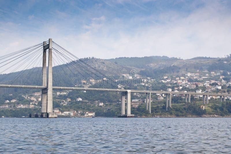 γέφυρα rande στοκ φωτογραφία με δικαίωμα ελεύθερης χρήσης