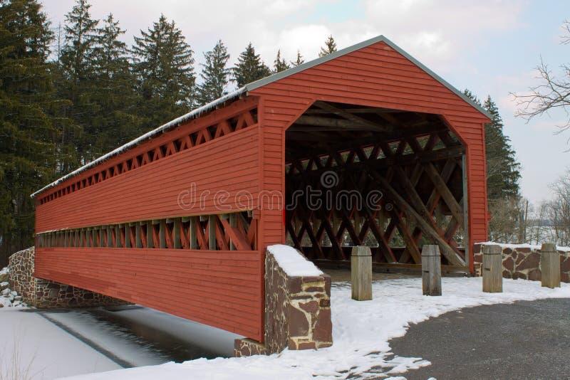 Γέφυρα Sach στοκ εικόνες με δικαίωμα ελεύθερης χρήσης