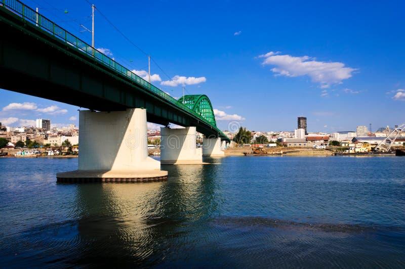 Γέφυρα Sava στοκ εικόνα με δικαίωμα ελεύθερης χρήσης