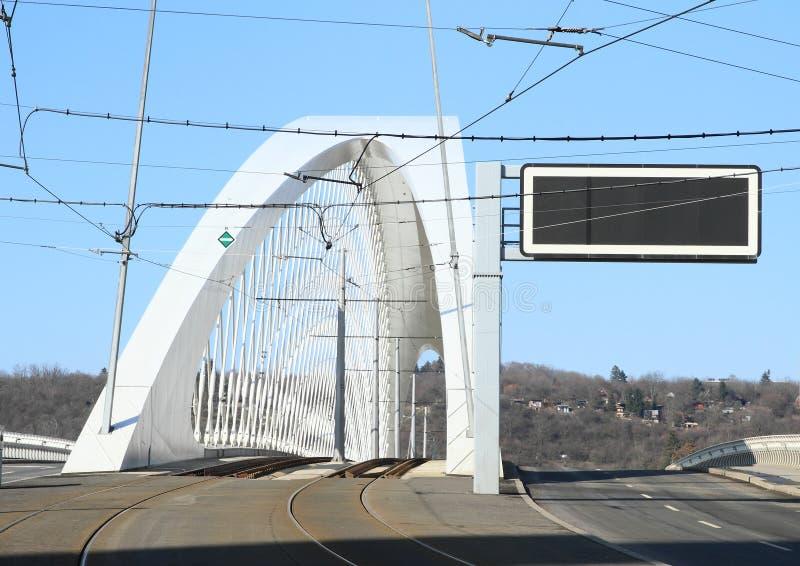 Γέφυρα Troja στοκ εικόνες