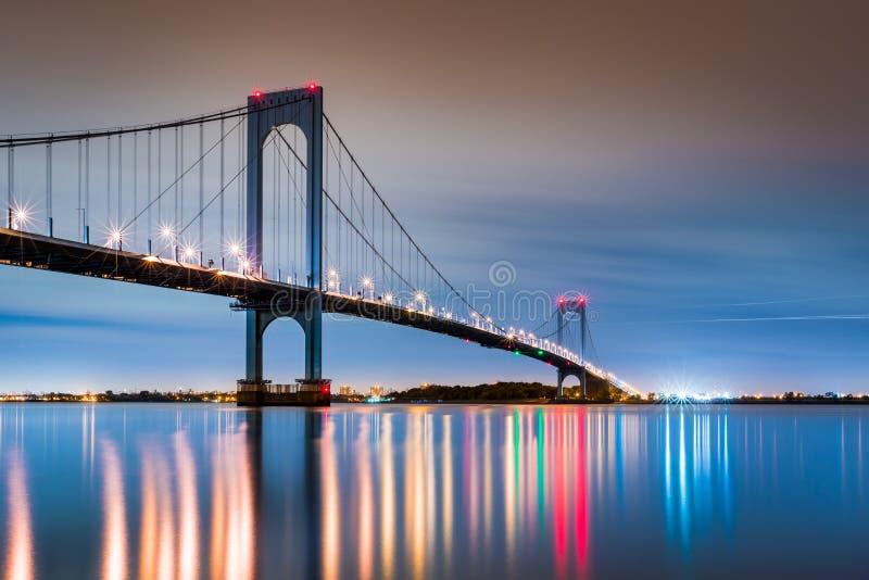 Γέφυρα Whitestone στοκ εικόνα με δικαίωμα ελεύθερης χρήσης