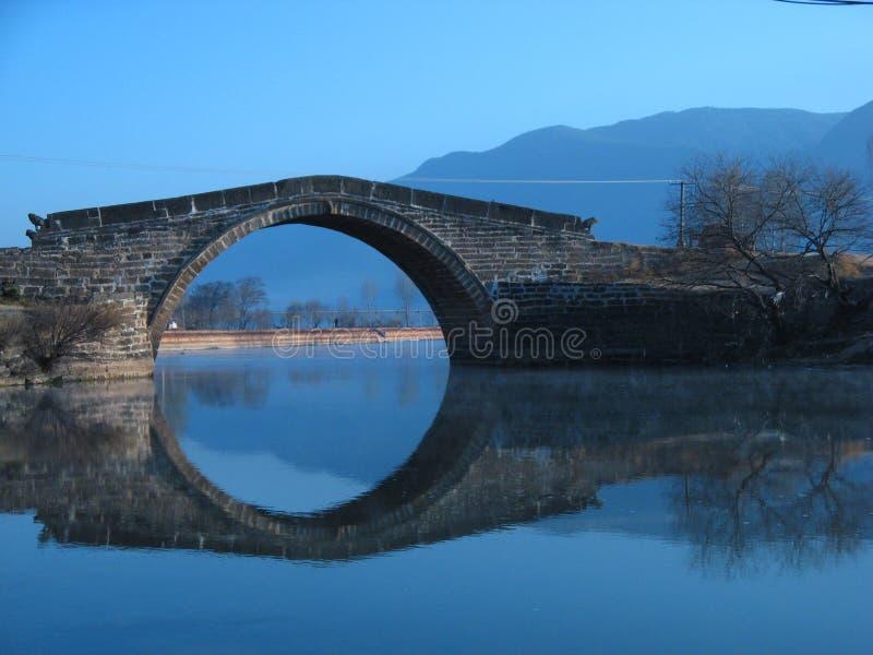 Γέφυρα Yujing στοκ εικόνα με δικαίωμα ελεύθερης χρήσης
