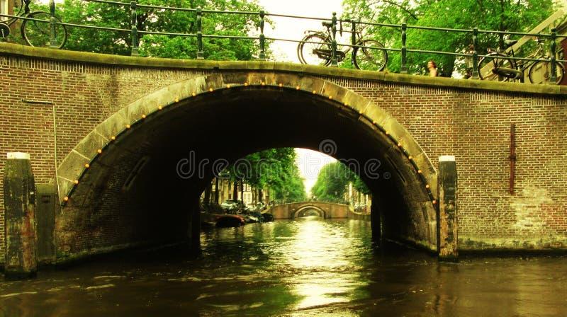 γέφυρες του Άμστερνταμ στοκ φωτογραφίες με δικαίωμα ελεύθερης χρήσης