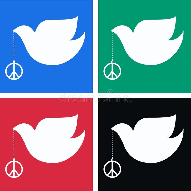 γήινη ειρήνη απεικόνιση αποθεμάτων