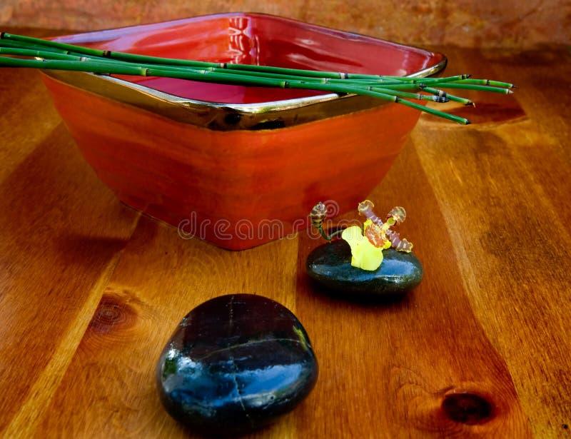 γήινος τόνος zen στοκ φωτογραφία