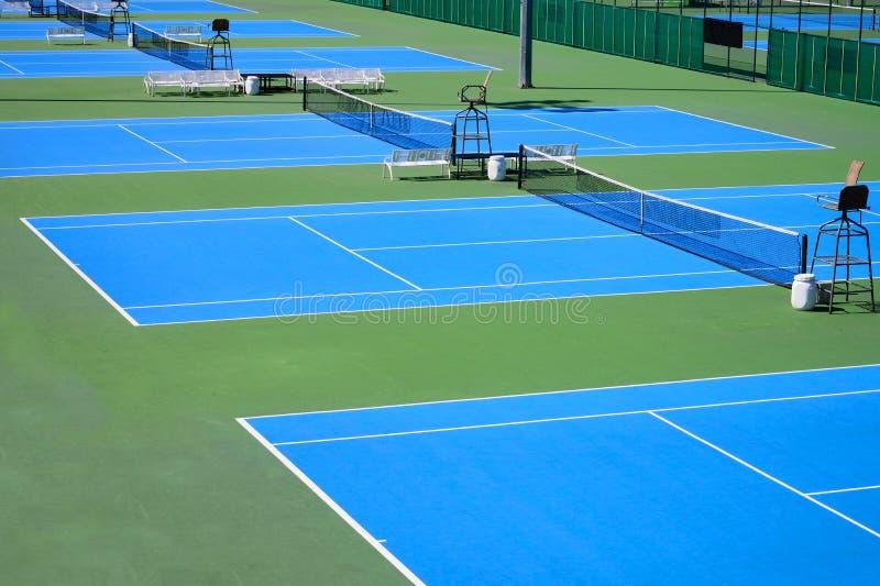 Γήπεδο αντισφαίρισης στοκ φωτογραφίες