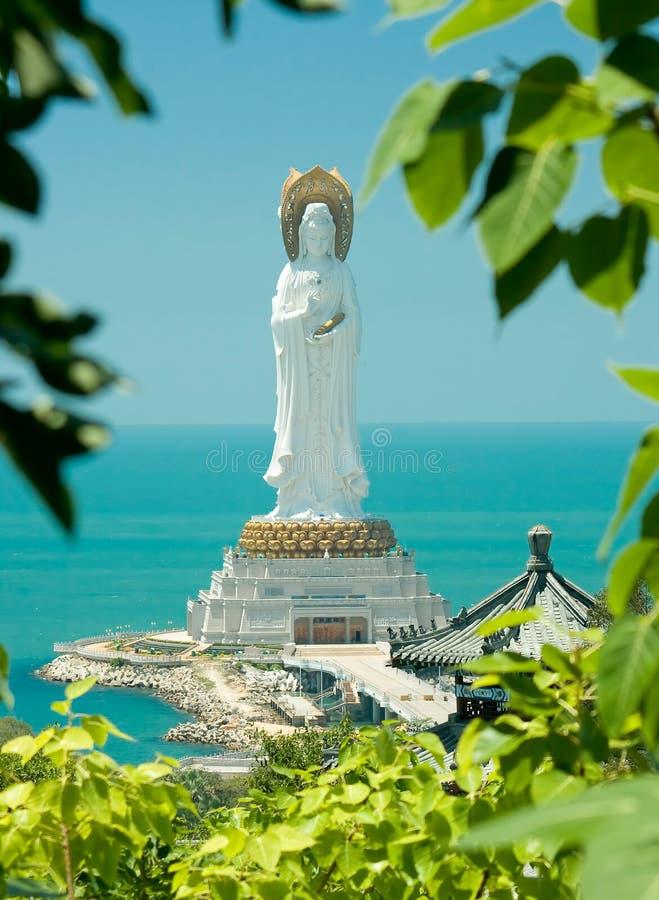 γίγαντας του Βούδα στοκ εικόνα