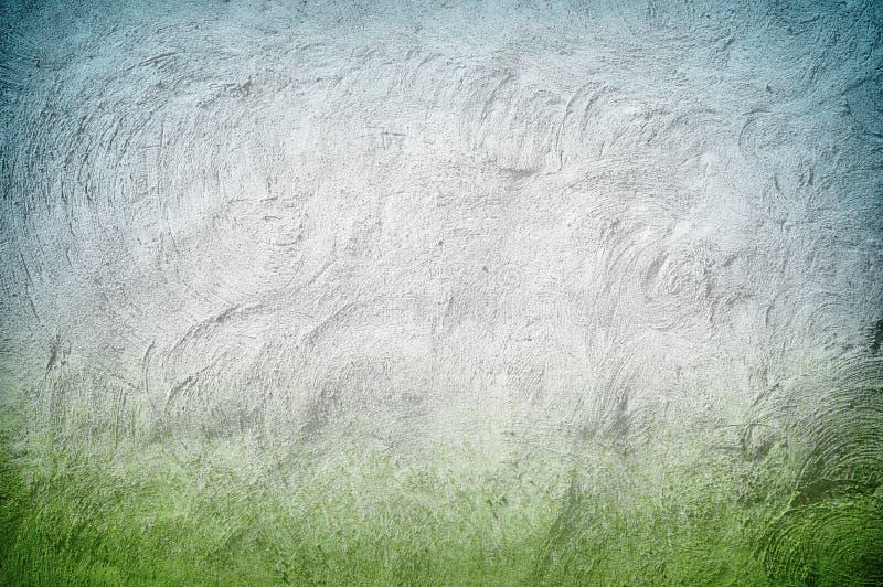γαλαζοπράσινος τοίχος &si στοκ φωτογραφίες με δικαίωμα ελεύθερης χρήσης