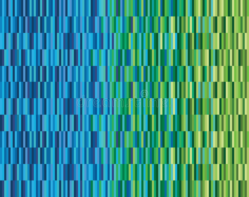 γαλαζοπράσινος απεικόνιση αποθεμάτων