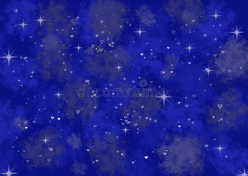 Γαλαξίας αγάπης Το cWho ξέρει αυτό; στοκ φωτογραφία με δικαίωμα ελεύθερης χρήσης