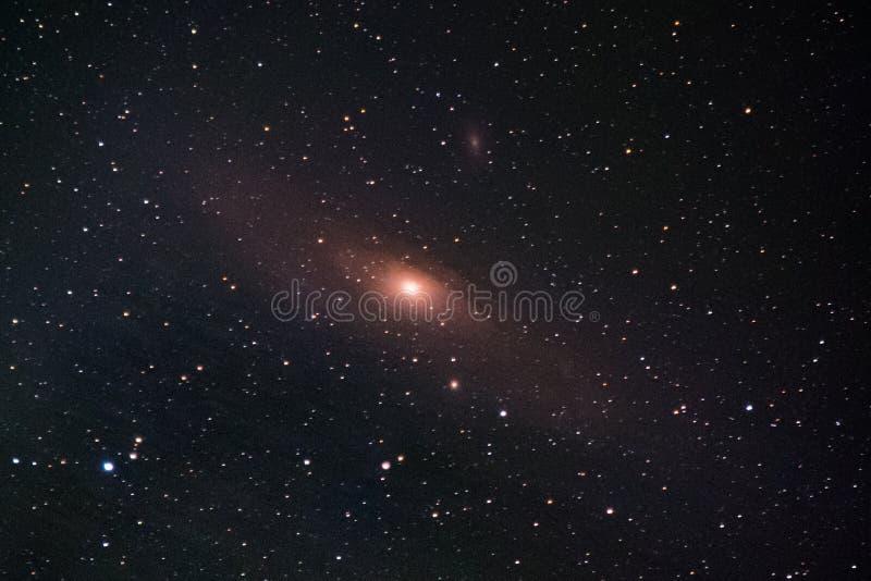 Γαλαξίας Andromeda στοκ εικόνα με δικαίωμα ελεύθερης χρήσης